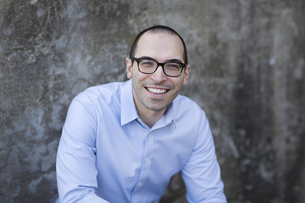 Author Greg Gountanis