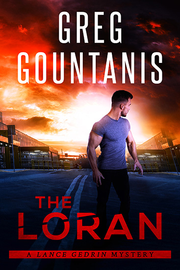 Author Greg Gountanis: The Night Contract